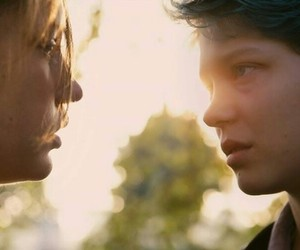 Lea Seydoux, blue is the warmest color, and adele exarchopoulos image