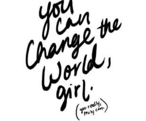 girl power and girls can image