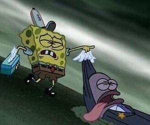 meme, spongebob, and spongebob squarepants image