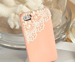 bling, sparkle, and iphone case cover image