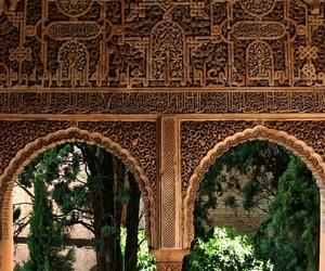 islamic, muslim, and spain image
