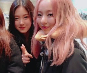 asian, girls, and kpop image