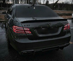 beautiful, black, and mercedes image
