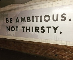 quotes, ambitious, and life image