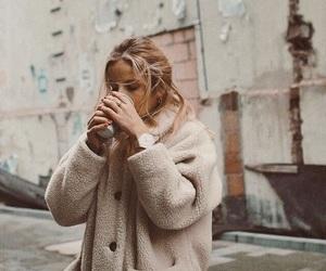 coffee and woman image