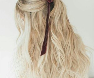 bow, curl, and curly image