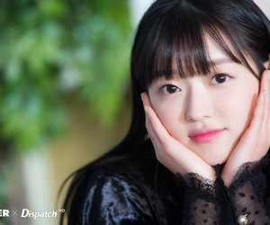 asian girl, style, and oh my girl image