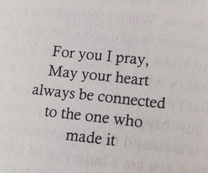 for, pray, and you image