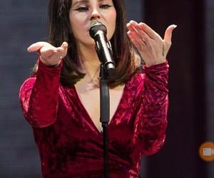 beautiful, lana, and singer image