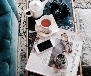 tea and interior image