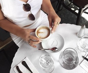 fashion and coffee image