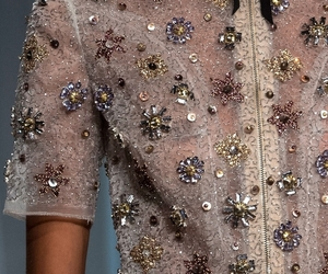 chic, dress, and haute couture image