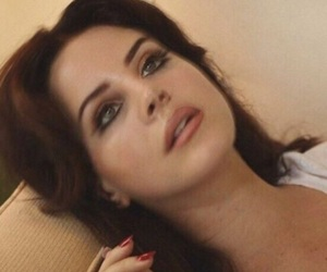 aesthetic, theme, and lana del rey image