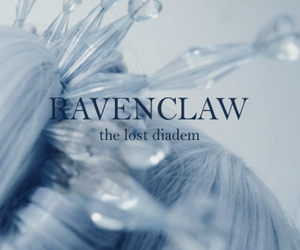 ravenclaw and blue image