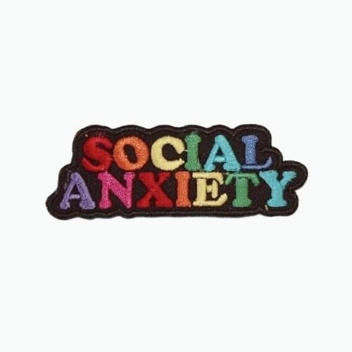 social anxiety image