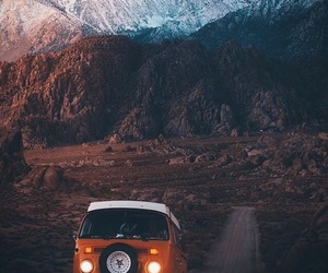 travel, mountain, and photography image