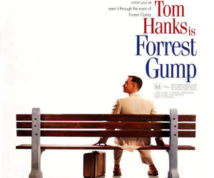 forrest gump, movie, and poster image