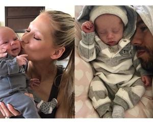 baby, couple, and enrique iglesias image