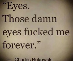 eyes, quotes, and love image