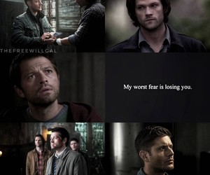 aesthetic, supernatural, and team free will image