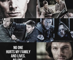 aesthetic, supernatural, and brothers image