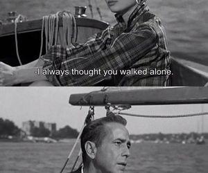 audrey hepburn, Humphrey Bogart, and sabrina image