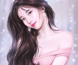beautiful, fanart, and 수지 image