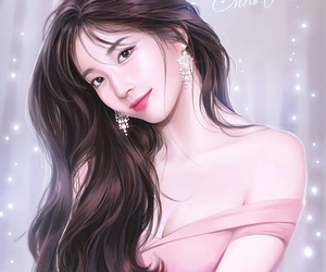 beautiful, kpop, and 수지 image