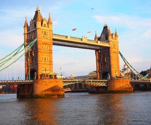 bridge, fotografie, and Great Britain image