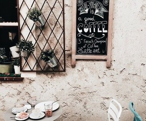 cafe, coffee, and goals image
