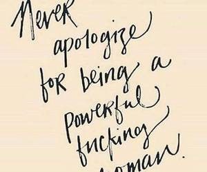 quotes, woman, and Powerful image