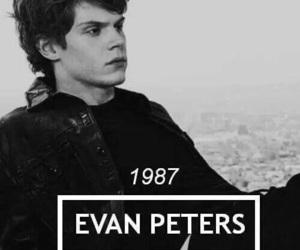 evan peters, ahs, and american horror story image