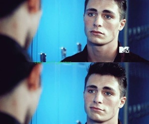 werewolf, teen wolf, and colton haynes image