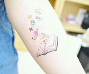 books and Tattoos image