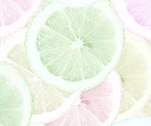 pastel, lemon, and wallpaper image