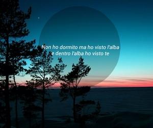 alba, sunrise, and luciano ligabue image