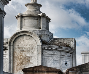 new orleans, usa, and saint louis cemetery image