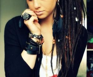 dreads, dreadlocks, and hair image