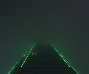 cyberpunk and green image