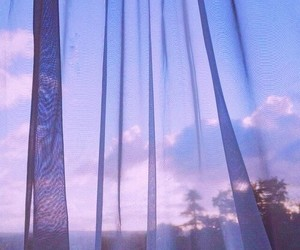 aesthetic, sky, and blue image