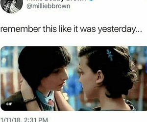 eleven, mike, and tweet image