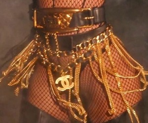 aesthetic, alternative, and chanel image
