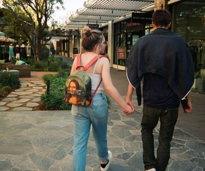 sabrina carpenter, couple, and corey fogelmanis image
