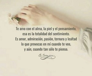 pareja, love, and vida image