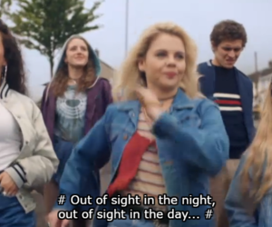 90s, indie, and derry girls image