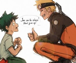 academia, anime, and boys image
