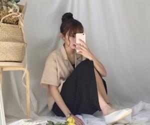 aesthetic, korean, and ulzzang image