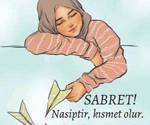 allah, islam, and kismet image