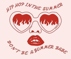 lana del rey, summer bummer, and love image