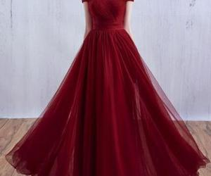 dress, Prom, and prom dress image